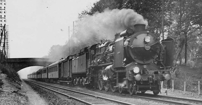 Orient Express 1934 Fists And 45s